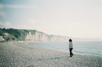film photography - all the lonely people - Marine Beccarelli